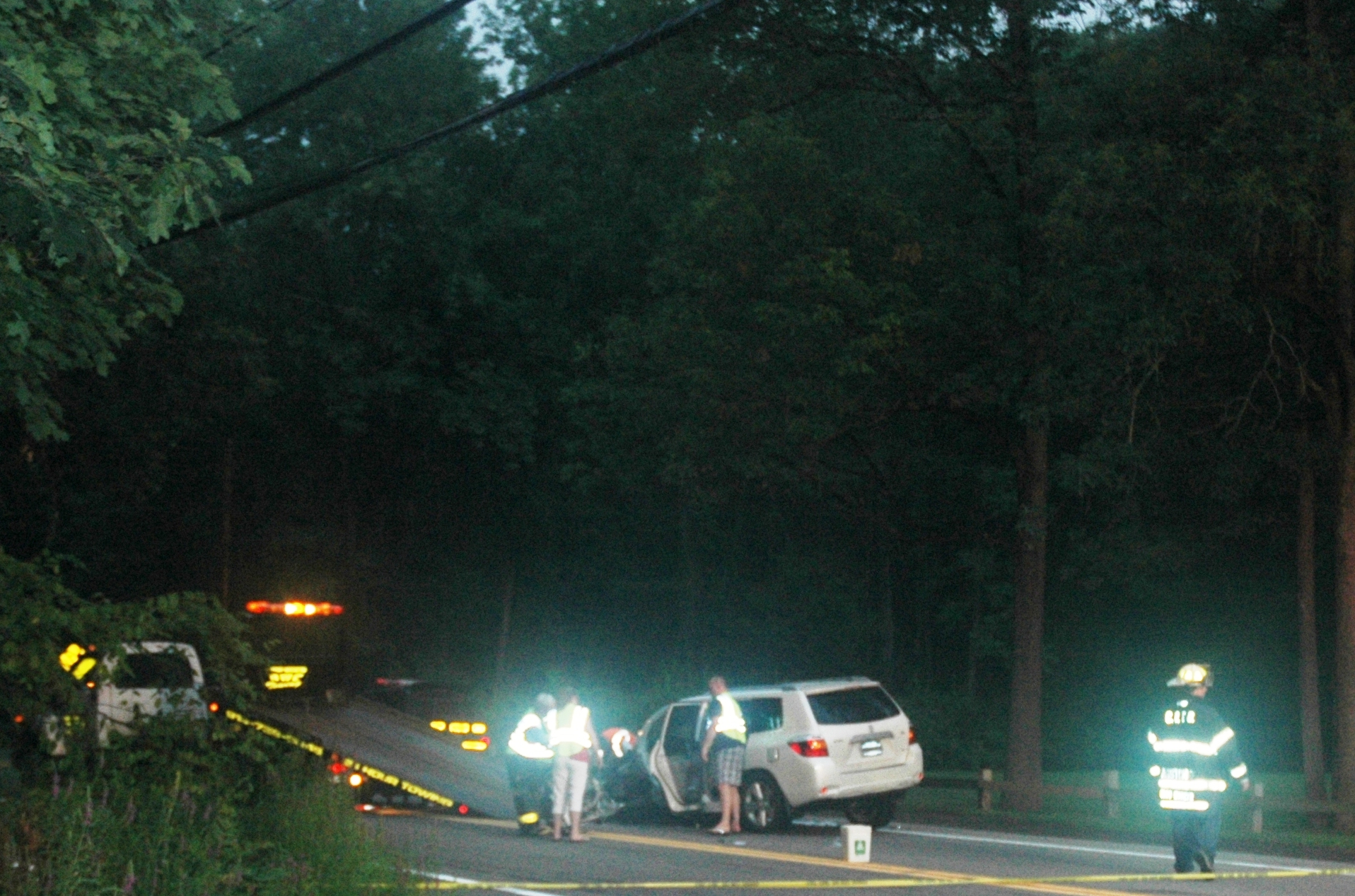 Man Killed in Route 9 Traffic Accident late Friday Afternoon