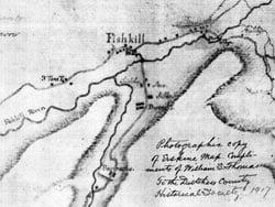 Fishkill Supply Depot map