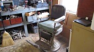 Sam Sunday's chair