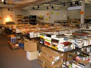 Thelibrary'sProgramRoombeingreadiedfora sale.PhotobyA.Rooney