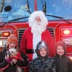 North Highlands Santa Run