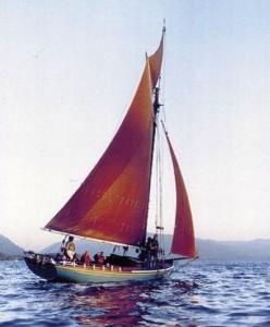 woody guthrie sloop