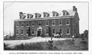 Butterfield Hospital, 1925