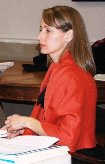 HDRB member Kathleen Foley (Photo by L.S. Armstrong)