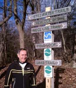 Paul Kuznia, director of the Taconic Outdoor Education Center and Fahnestock Winter Park, strives to link people to the outdoors. Photo by M.A. Ebner