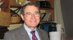 Ed Doyle retired at the end of 2012, having served as town attorney for the Philipstown for 31 years. Photo by M.Turton