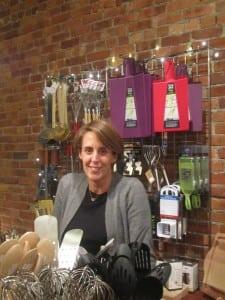 Utensil store owner