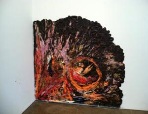 A work by Brie Ruais at HVCCA