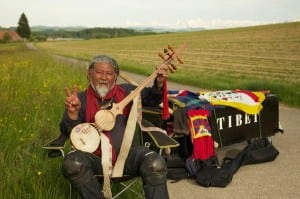Exile Tibetans-Switzerland-Activism