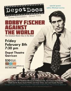 Bobby Fischer Flyer 3