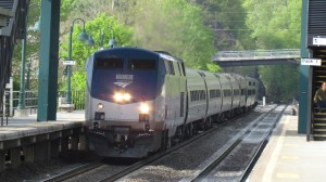Metro-North Railway will add 19 new weekend trains and 80 weekday trains to its Hudson Line beginning in April. Photo by M. Turton