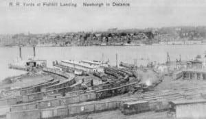 The railroad in Fishkill