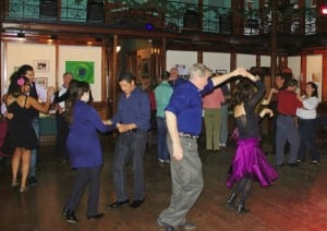 A dance at the Howland Center (Photo courtesy of Howland Center)