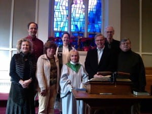 Presbyterian church elders