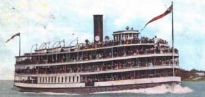 The SS Columbia (Photo courtesy of SSCP)