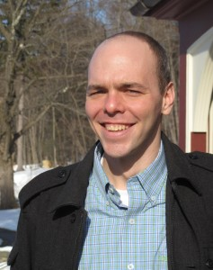 Matt Decker joins Hudson Highlands Land Trust as stewardship coordinator. Photo courtesy of HHLT