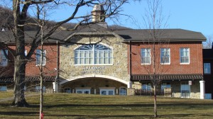 Haldane Central School (Photo by M. Turton)