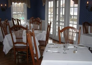 Hudson House River Inn is participating in Hudson Valley Restaurant Week.