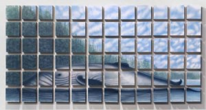 Joseph Ayers' work 'Deposition' (Photo courtesy of Theo Ganz Studio)