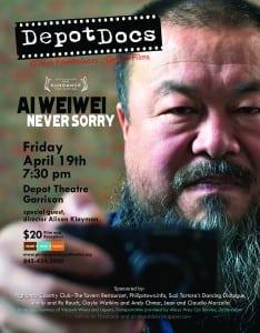Ai Weiwei Flyer 1