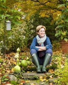 KatherineWhiteside,contributinggardeneditorofArchitecturalDigest(PhotocourtesyofHHLT)