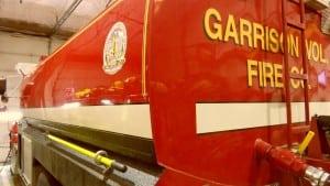 Garrison Fire Department interior