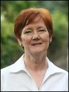 Garrison Institute Director Robyn Brentano