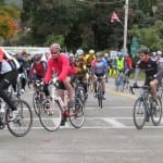 The 2012 Putnam Cycling Classic in Cold Spring (Photo by M. Turton)
