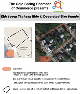 Kids Bike Parade