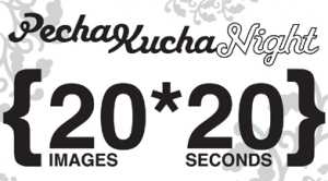 PechaKucha means chitchat in Japanese