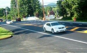 Driving Lane Lines