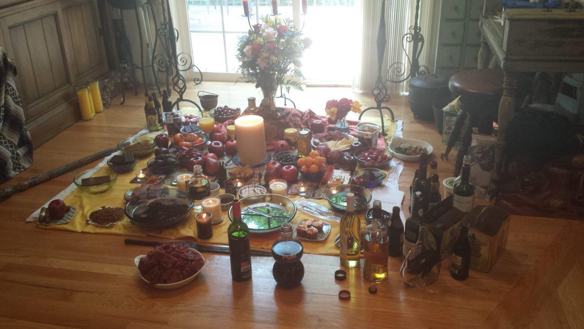 Pagan Presence May Not Be Loud, But Earth-Worship