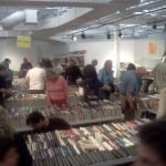 DFL book and media sale Photo courtesy of DFL Library