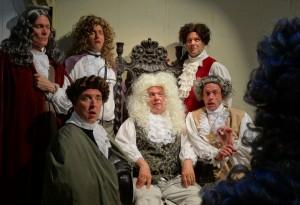 Bach cast