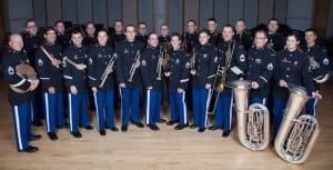 West Point Brass Section