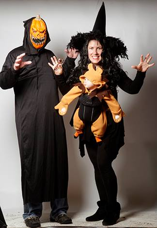 Halloween Parrott Street 2013
