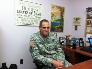 Lt. Col Peter Molin