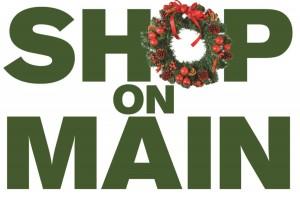 shop on main logo
