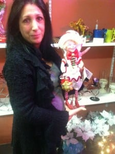 Kathleen Caporrio, owner of KZ's Gift Shop