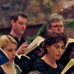 Chorus members Photo by Ross Corsair