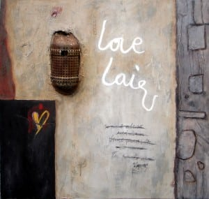 "The""TakingPrecedence""exhibitincludesworksbyartistLisaZukowski. (PhotocourtesyofGallery66NY)"