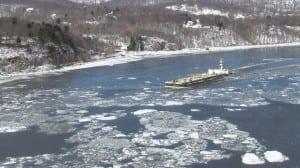 Hudson River Barge2