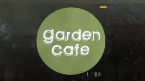 Frozenberry has now become the Garden Cafe.