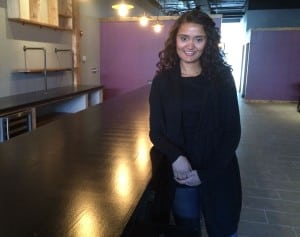 Rinny Shah, owner of Oak Vino.