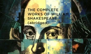 beacon shakespeare poster