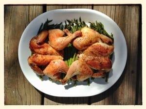 cornish hen 1
