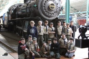 PhilipstownBoyScouts(PhotocourtesyofTroop437)