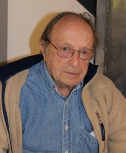 Donald Alter (Photo by A. Rooney)