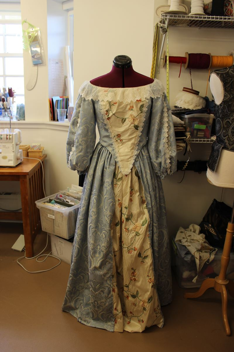 HVSF Costume on mannequin IMG_9488