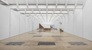 Installation view, Carl Andre: Sculpture as Place, 1958–2010